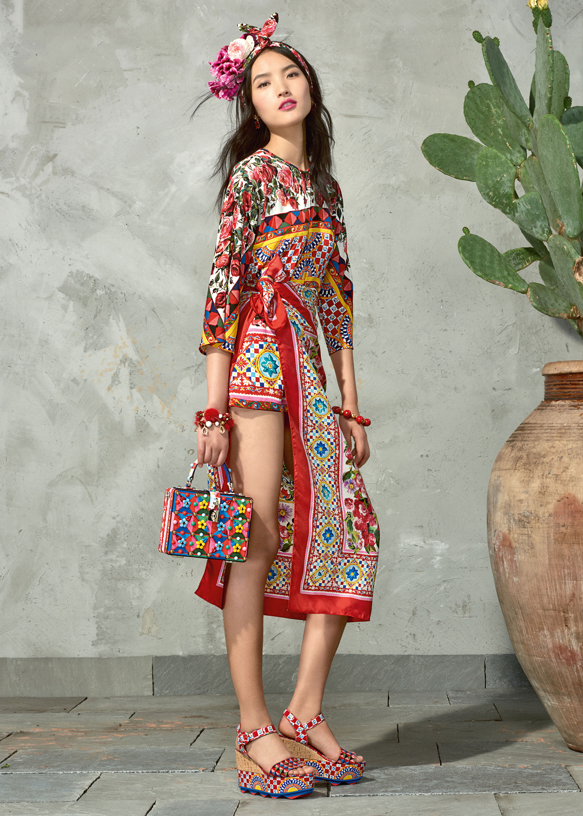 dolce and gabbana summer 2017 woman collection 100 - Dolce & Gabbana/Spring Summer 2017 Collection/ Mambo