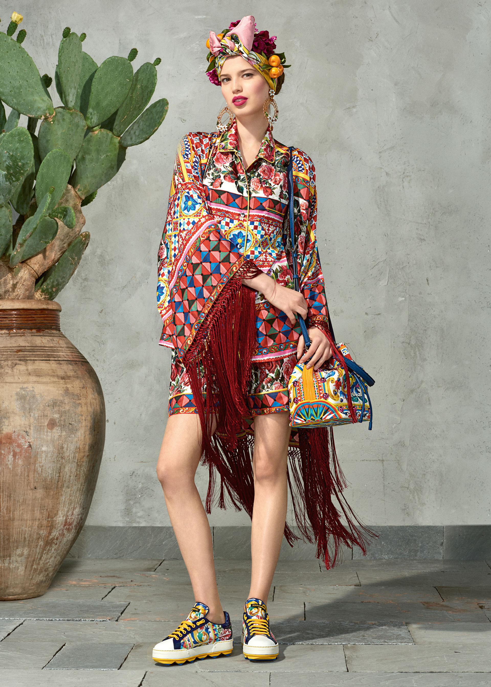 dolce and gabbana summer 2017 woman collection 101 - Dolce & Gabbana/Spring Summer 2017 Collection/ Mambo