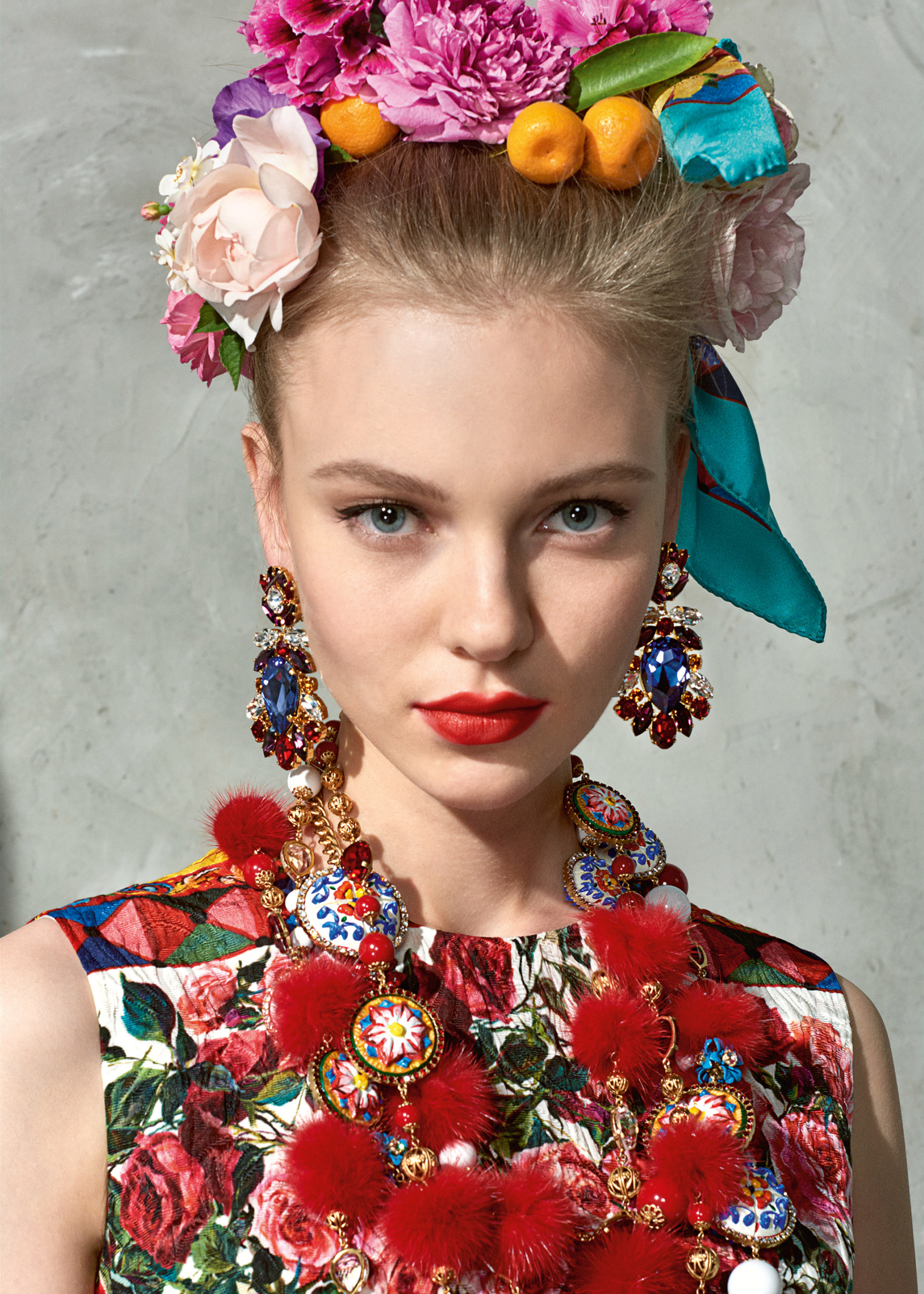 dolce and gabbana summer 2017 woman collection 102 - Dolce & Gabbana/Spring Summer 2017 Collection/ Mambo