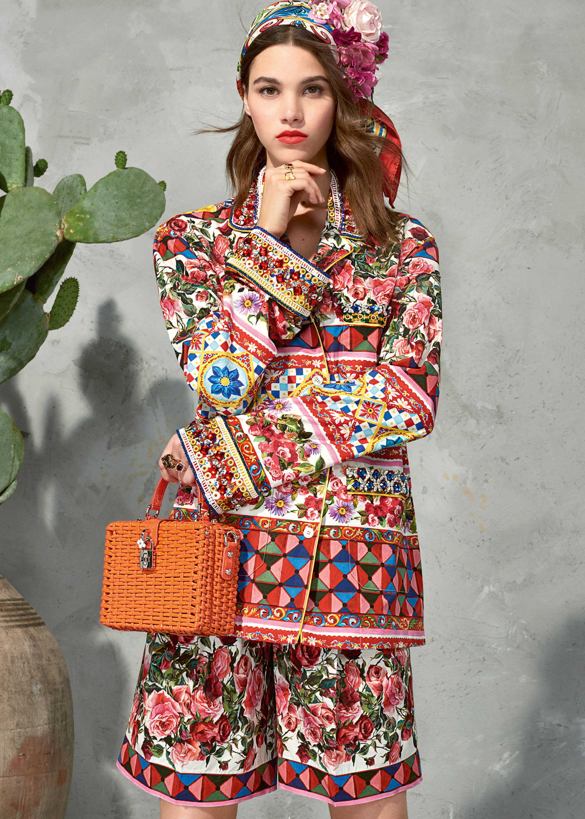 dolce and gabbana summer 2017 woman collection 108 - Dolce & Gabbana/Spring Summer 2017 Collection/ Mambo