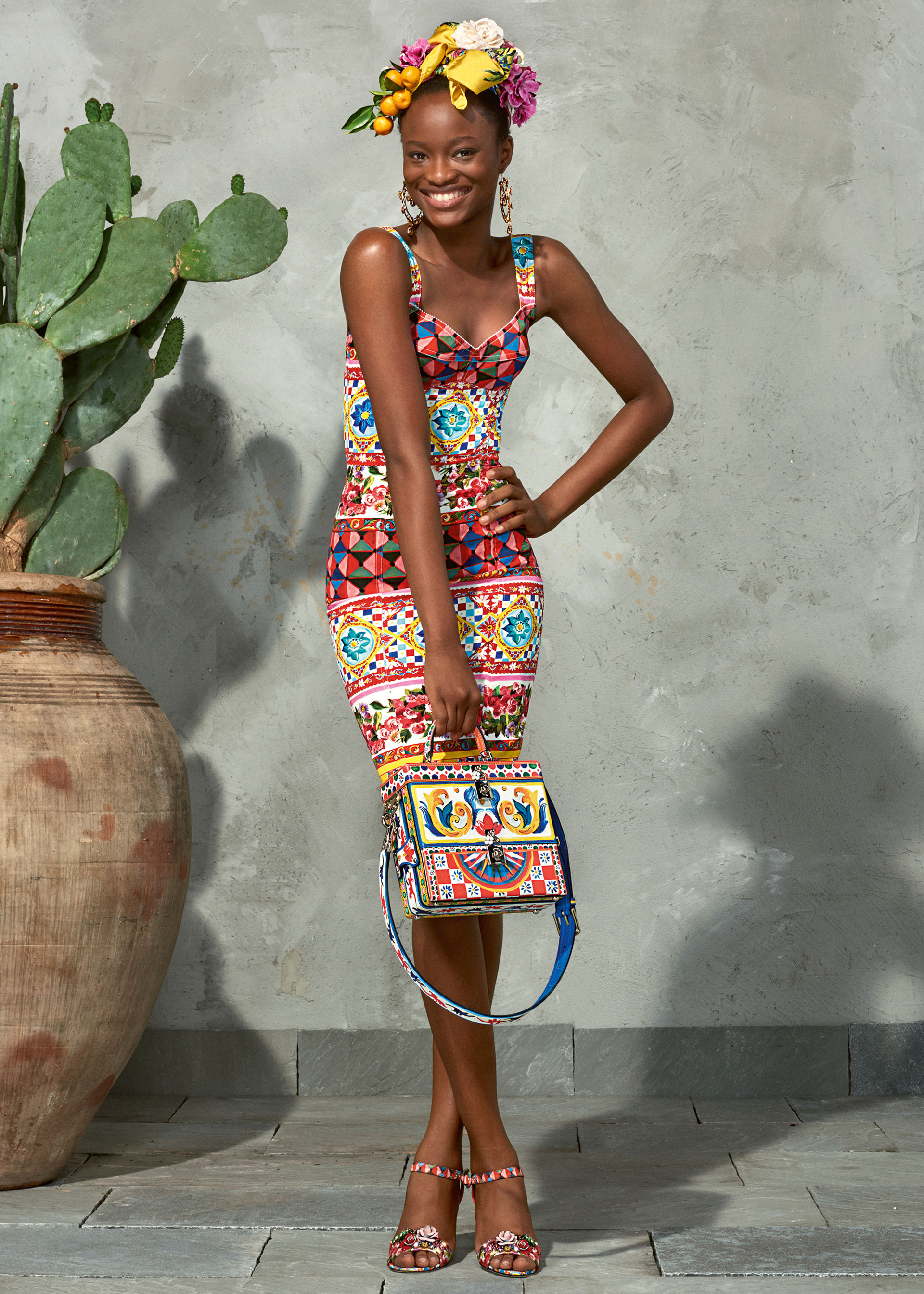 dolce and gabbana summer 2017 woman collection 88 - Dolce & Gabbana/Spring Summer 2017 Collection/ Mambo