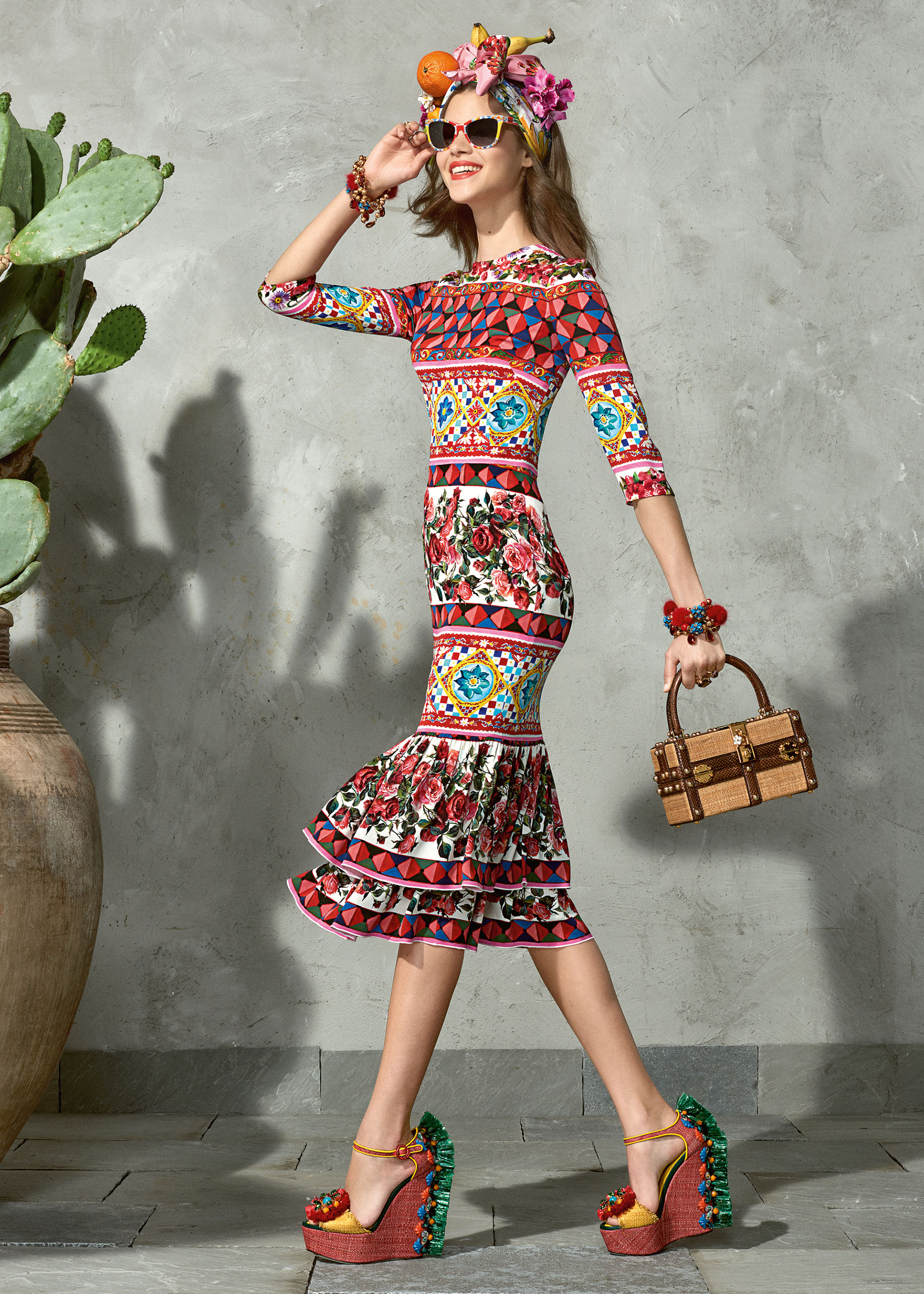 dolce and gabbana summer 2017 woman collection 94 - Dolce & Gabbana/Spring Summer 2017 Collection/ Mambo